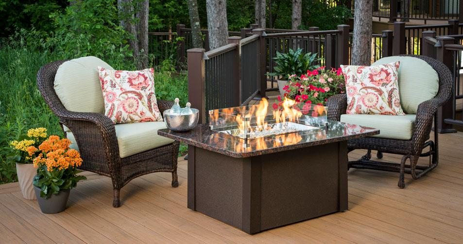 The Beauty of an Outdoor Fire Pit