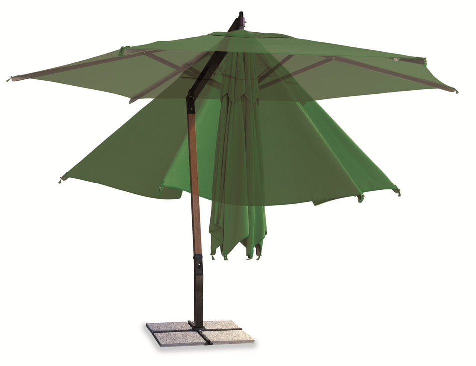 What base options are available for my FIM Umbrella?