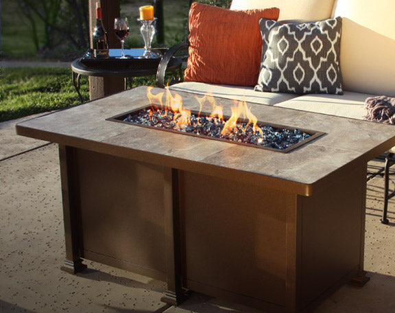 O.W. LEE EXCLUSIVE CLOSEOUT FIRE PIT TABLES