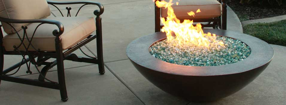 Starfire Designs Copa Moreno Fire Pit at Starfire Designs