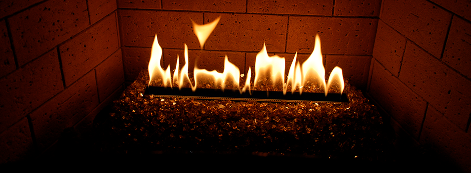 How To Install An H Burner And Fire Glass In Your Fireplace