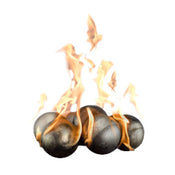 Fire Balls, Shapes, & Stones
