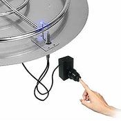 Push Button Spark Ignition Fire Pit Burner Kits