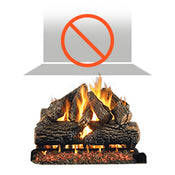 Vent-Free Gas Fireplace Logs