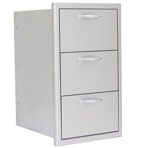"16"" Blaze Triple Access Drawer - Starfire Direct"