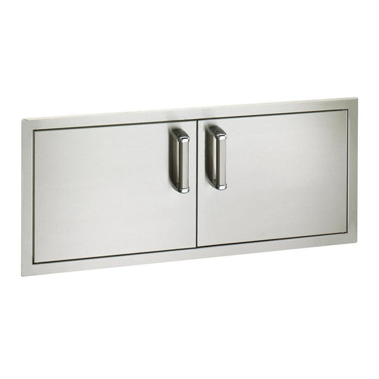 "16"" x 39"" Premium Double Access Doors - Flush Mount - Starfire Direct"