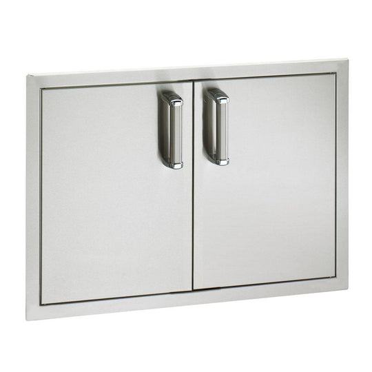 "21"" x 30"" Premium Double Access Doors - Flush Mount - Starfire Direct"