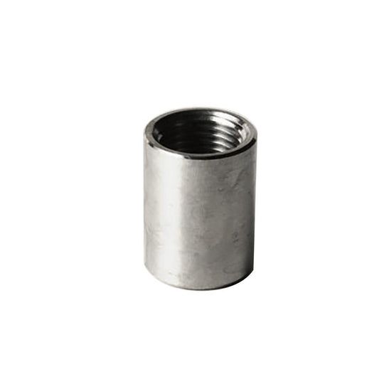 "304 Stainless Steel 1 x 1/2"" Female Coupling - Starfire Direct"
