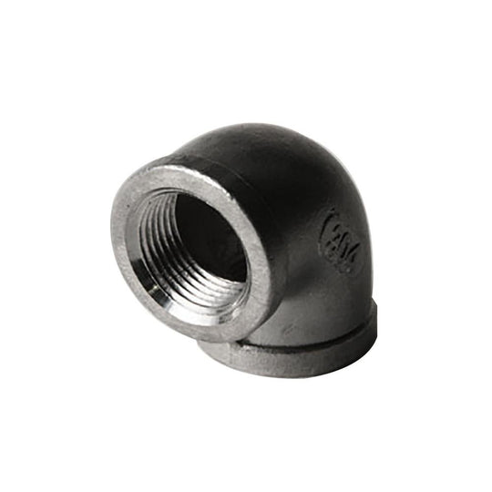 "304 Stainless Steel 1/2"" Female 90 Degree Elbow - Starfire Direct"