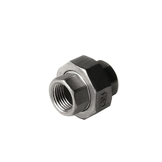 "304 Stainless Steel 3/4"" Union - Starfire Direct"