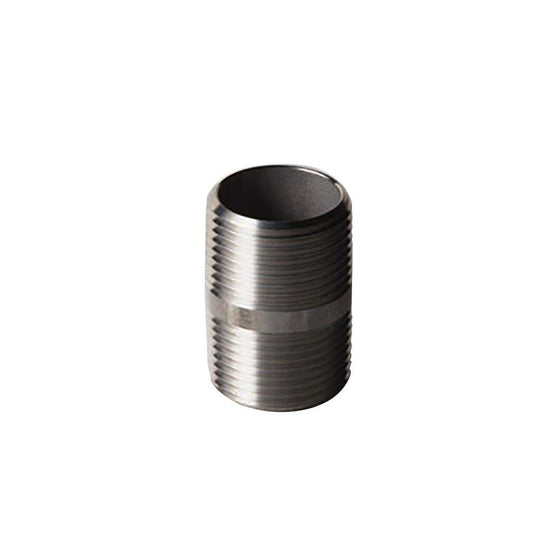 "304 Stainless Steel  3/4"" x 1-1/2"" Pipe Nipple - Starfire Direct"