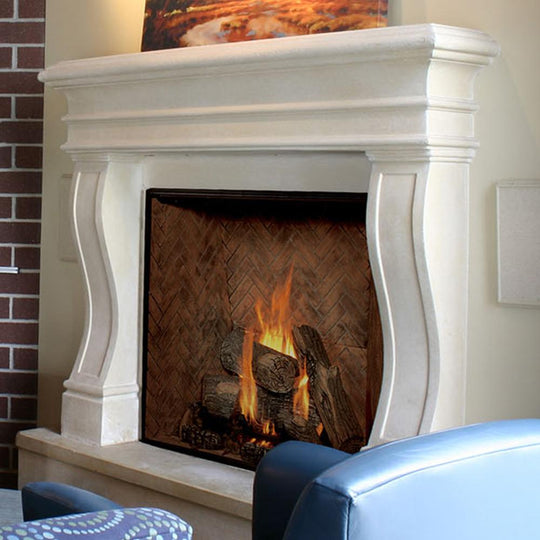 "67"" Monterrey Small Fireplace Mantel"