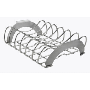 Napoleon PRO Stainless Steel Rib/Roast Rack - Starfire Direct