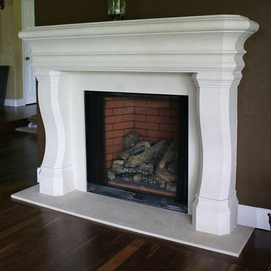 "72"" Carmel Fireplace Mantel"