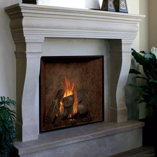"84"" Riviera Fireplace Mantel"