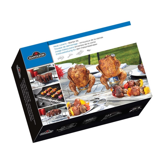 Napoleon Meat Lovers Starter Kit - Starfire Direct
