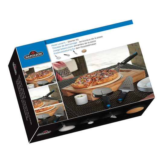 Napoleon Pizza Lovers Starter Kit