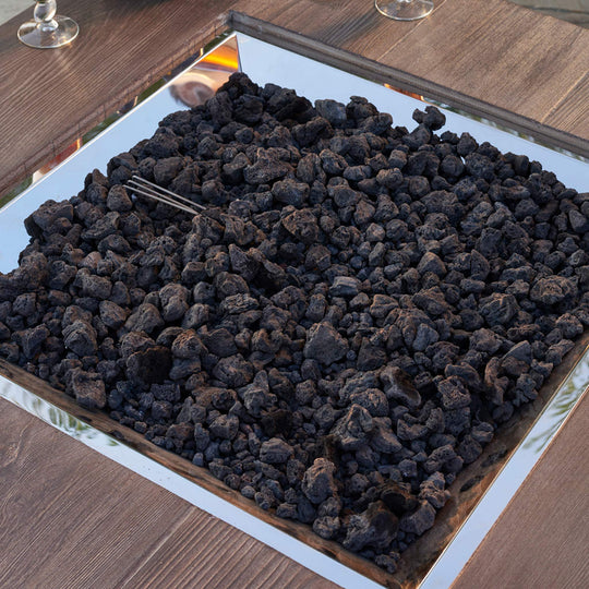 Black Lava Rock (20 lbs)
