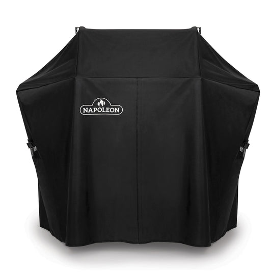 Napoleon Rogue 425 Shelves Up Grill Cover - Starfire Direct
