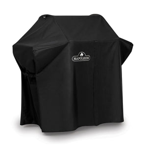 Napoleon Rogue 425 Shelves Up Grill Cover