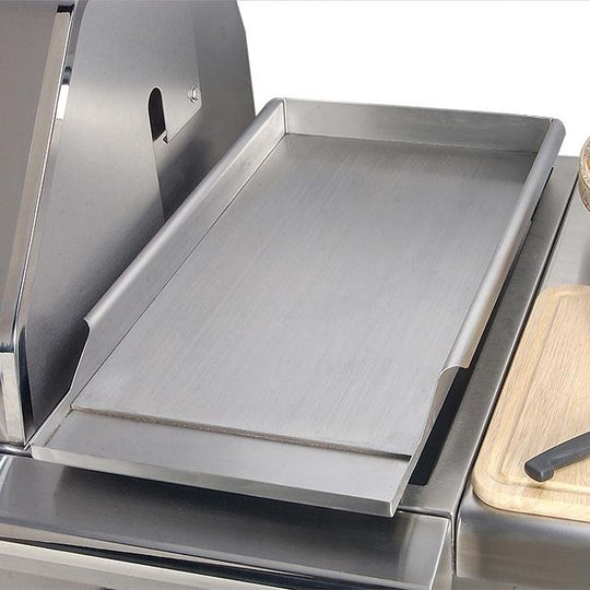 Alfresco Griddle for Side Burner
