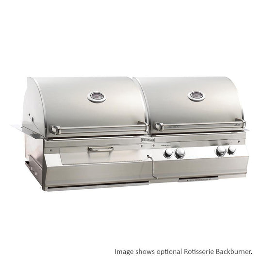 Aurora A830i Built-In Gas/Charcoal Combo Grill