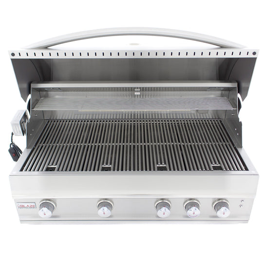 Blaze 4 Burner Professional Built-In Grill