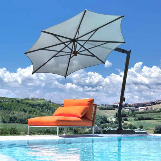 C-Series Octagonal Cantilever C05-340 Umbrella - Starfire Direct