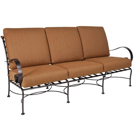 Classico Sofa - Copper Canyon