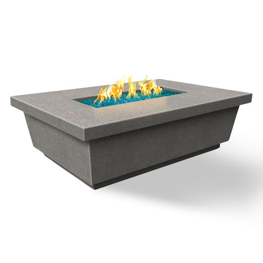 Contempo Rectangle Fire Table