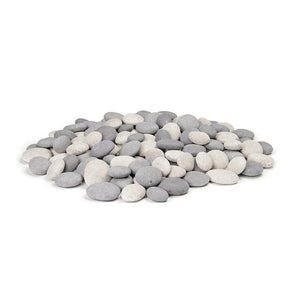 Fire Pit Creekstones - Mixed - Starfire Direct