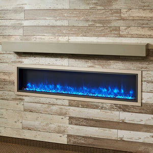 Gallery Linear Supercast Modern Mantel - Starfire Direct