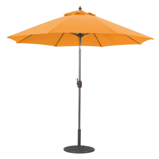 Galtech 636 9' Manual Tilt Umbrella