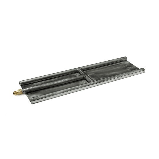 Glass Grand Canyon Gas Logs Stainless Steel Burner - Starfire Direct