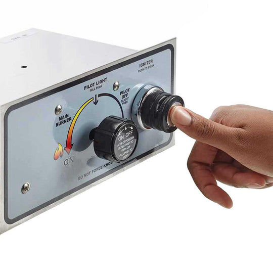 High Capacity Manual Spark Ignition Flame Control System - Starfire Direct