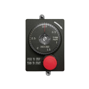 HPC Commercial Emergency Shutoff Switch with Timer