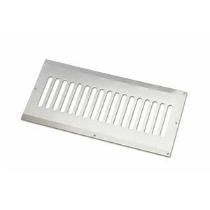 HPC Flat Stainless Steel Enclosure Vent
