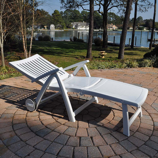 Kettler Roma Multi Position Lounger - Starfire Direct