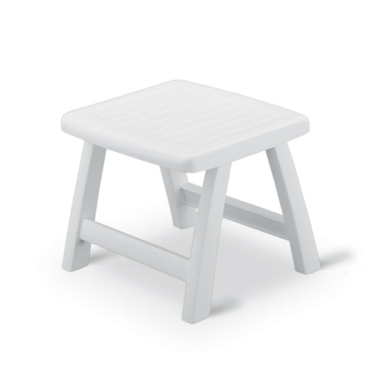 Kettler Roma Outdoor Ottoman/Side Table - Starfire Direct