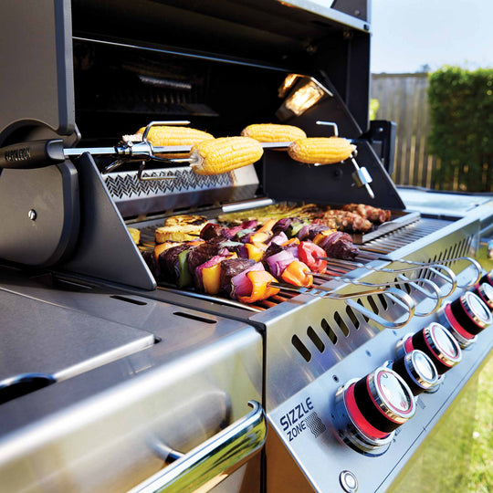 Prestige PRO 500 Stainless Steel Gas Grill - Starfire Direct
