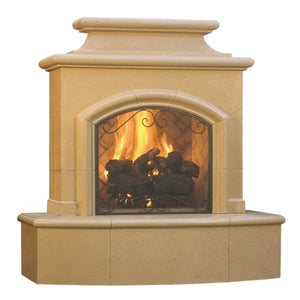 Mariposa Fireplace - Vented - Starfire Direct