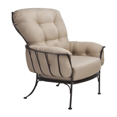 Monterra Lounge Chair - Copper Canyon