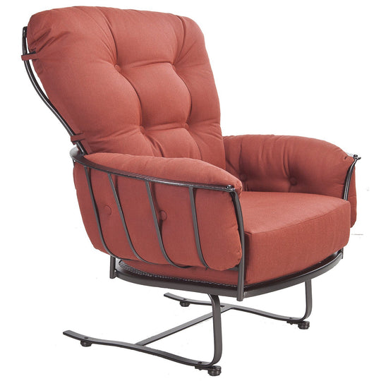 Monterra Spring Base Lounge Chair - Copper Canyon - Starfire Direct