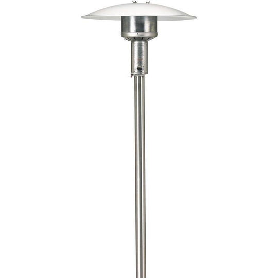 Patio Comfort Natural Gas Permanent Patio Heater - Starfire Direct