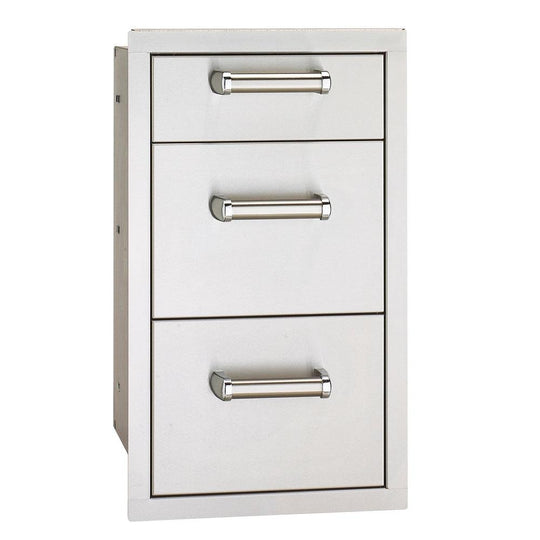 Premium Triple Drawer-Flush Mount - Starfire Direct