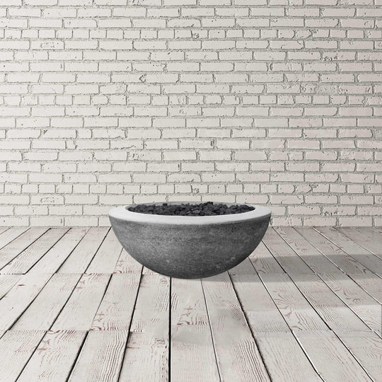 Prism Hardscapes Moderno 2 Gas Fire Bowl