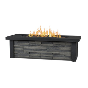 Real Flame Berthoud Gas Fire Table
