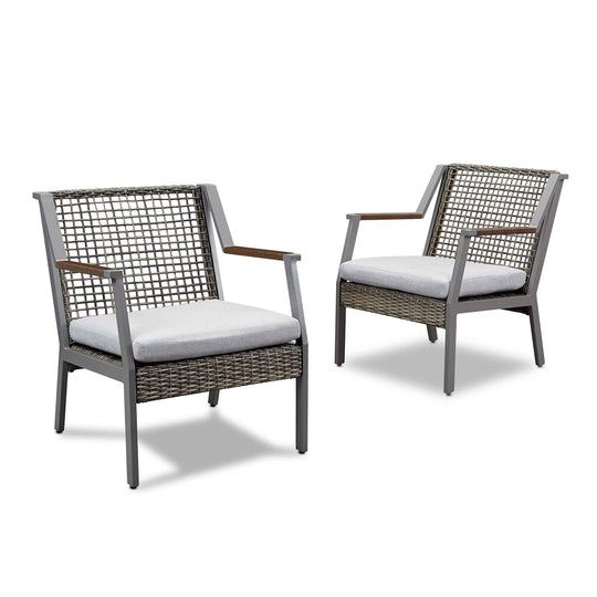 Real Flame Calvin Chair Set - Starfire Direct