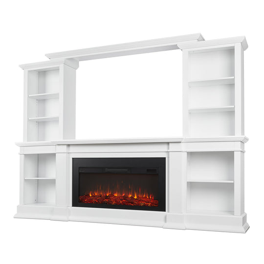 Real Flame Monte Vista Landscape Electric Fireplace