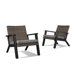 Real Flame Norwood Chairs (Set of 2)